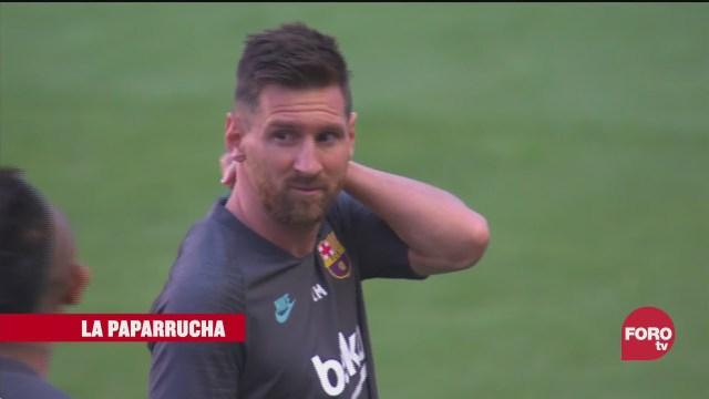 El anuncio de Messi de dejar el Barcelona, la paparrucha del día El análisis en Punto y Contrapunto