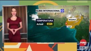 el climaenexpreso internacional del 10 de agosto del
