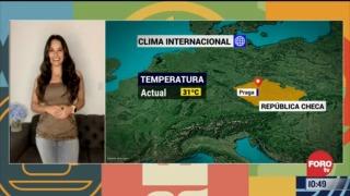 el climaenexpreso internacional del 7 de agosto del