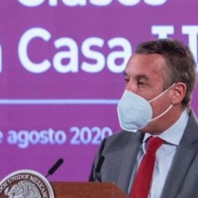 Televisa se une a acuerdo con gobierno para transmitir clases del nuevo ciclo escolar