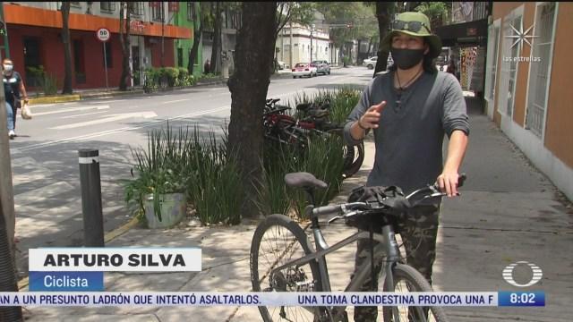 el uso de la bicicleta en tiempos de pandemia por covid