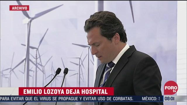 FOTO: 1 de agosto 2020, emilio lozoya debe presentarse a firmar su libertad condicional en el reclusorio norte