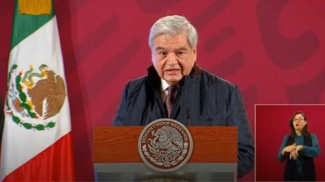 Ernesto Prieto, director de la Lotería Nacional