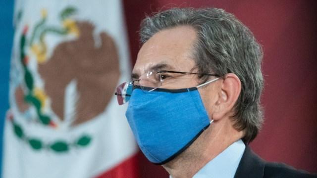 Esteban Moctezuma, conferencia 7 de agosto