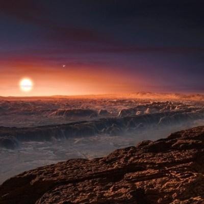 Así es como se vería la superficie de un planeta habitable según la NASA