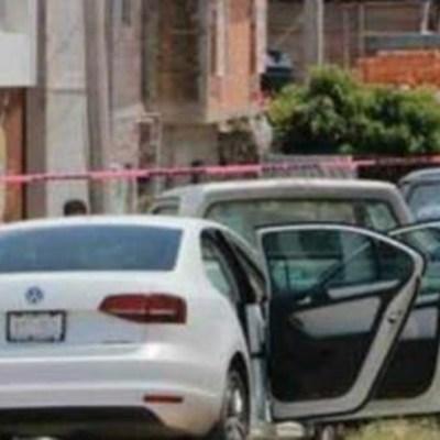 Asesinan en ataque armado a coordinador de la FGR en San Luis Potosí