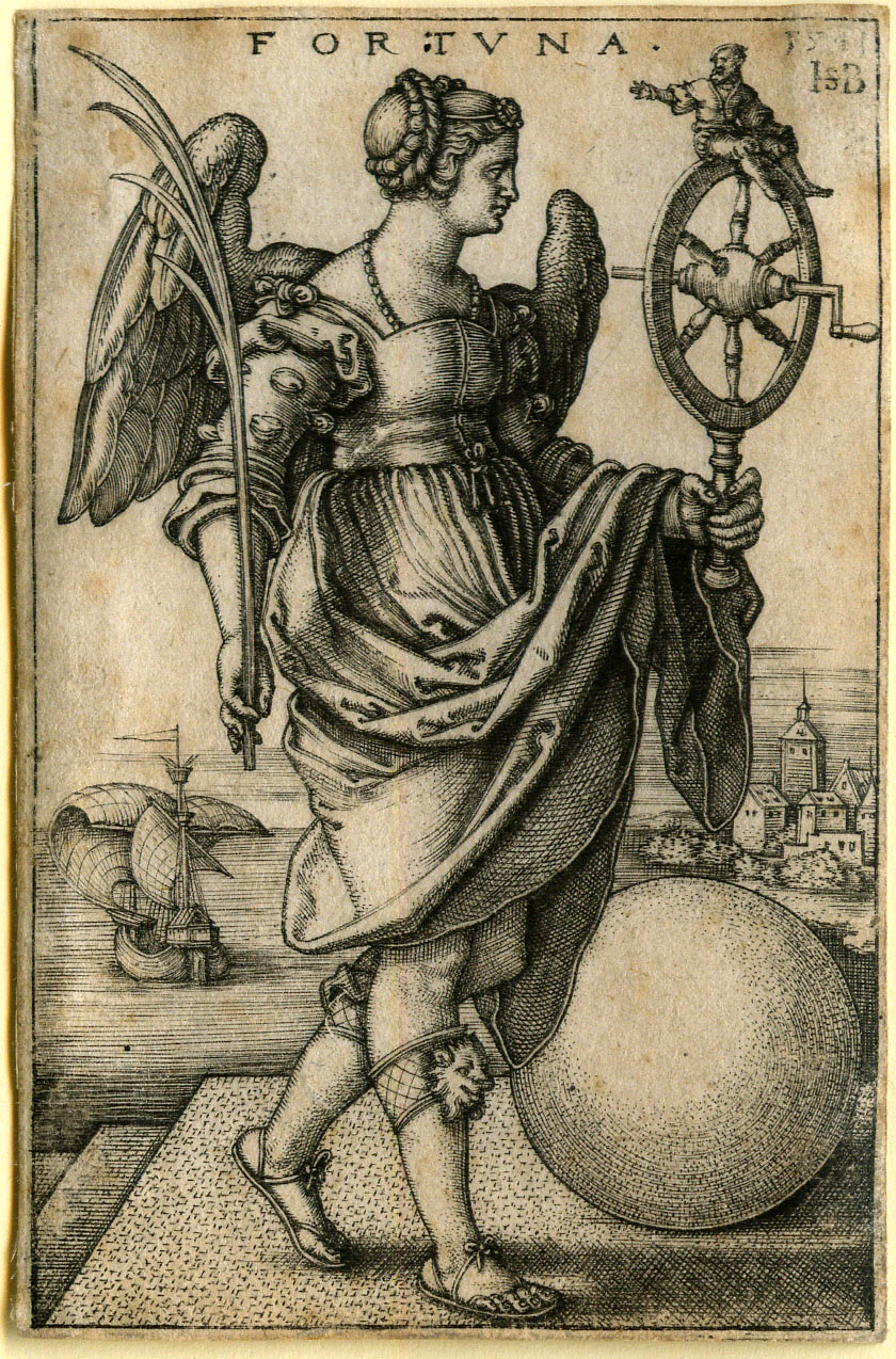 Fortuna, diosa, Roma, filosofía