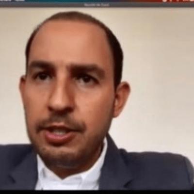 Marko Corté pide renuncia de hugo lopez gatell