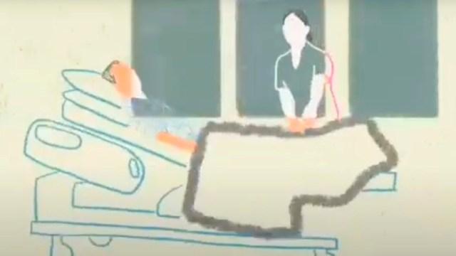 Captura de pantalla de videos para personal de la salud de guanajuato.