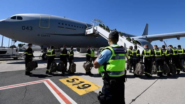 La Fiscalía de París abrió una investigación por la explosión del martes 4 de agosto en Beirut, Líbano; en tanto, Francia envió dos aviones militares con ayuda humanitaria