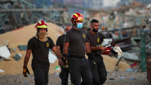 México aporta 100 mil dólares a fondo de ayuda tras explosión en el Líbano (Getty Images, archivo)