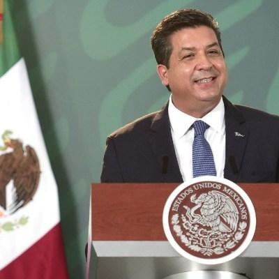 Gobernador de Tamaulipas se deslinda del narcotráfico frente a AMLO