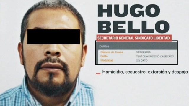 Dictan-prisión-preventiva-a-Hugo-Bello-líder-sindical