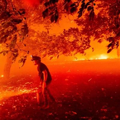 Miles de personas evacuadas por incendios forestales en California