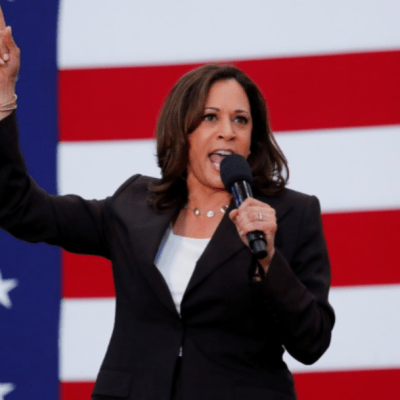 Kamala Harris aspirante vicepresidencia Estados Unidos