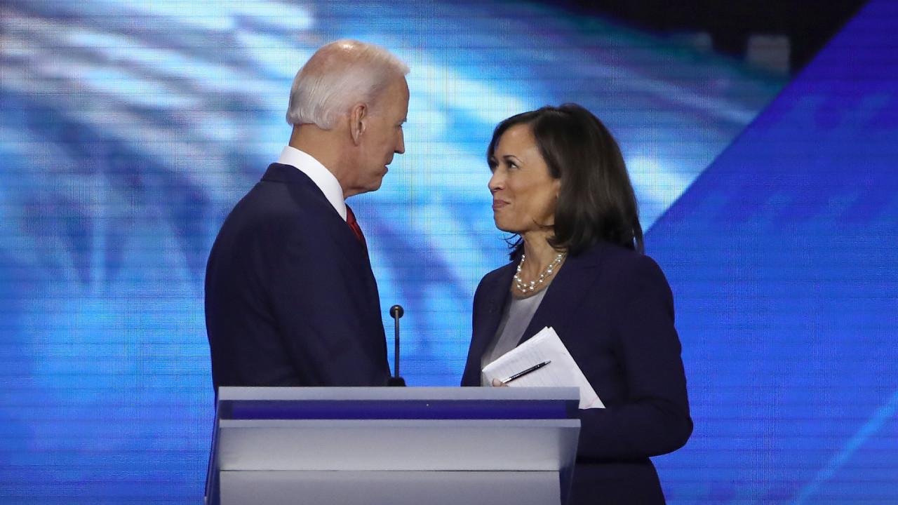 Kamala Harris, Joe Biden, vicepresidenta, compañera de formula