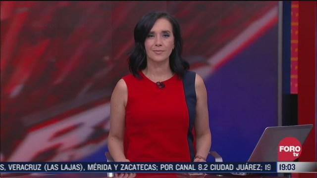 Las Noticias con Karla Iberia Programa completo del 25 de agosto del 2020