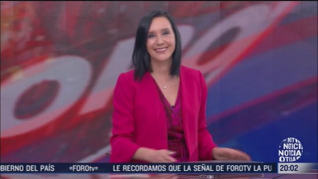 las noticias con karla iberia programa del 3 de agosto del