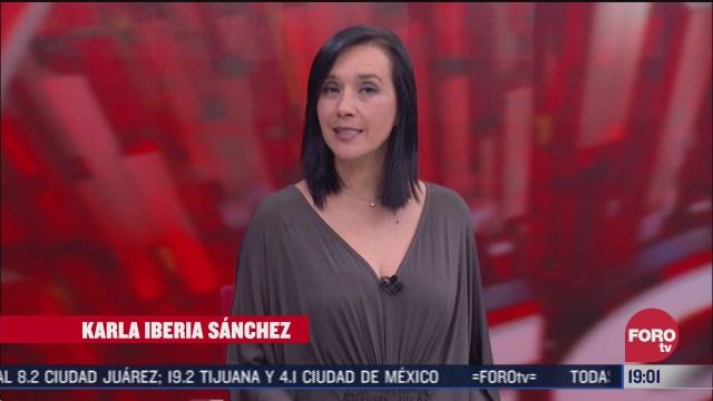 Las Noticias con Karla Iberia Programa completo del 5 de agosto del 2020