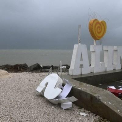 Tormentas tropicales 'Laura y Marco', amenaza doble para EEUU, se dirigen a Luisiana