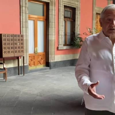 El presidente López Obrador se comprometió a seguir mejorando el sistema de salud pública