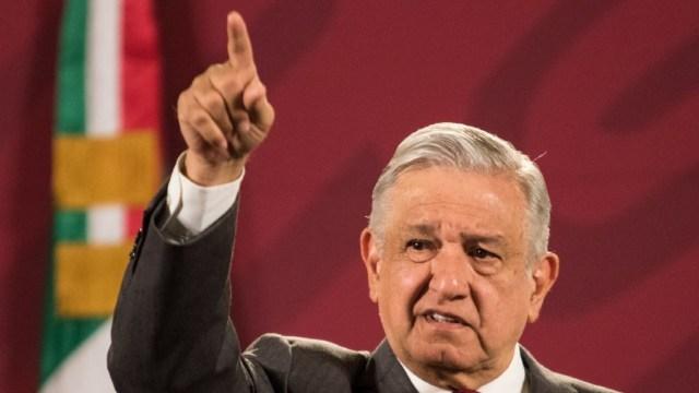 López Obrador, conferencia mañanera