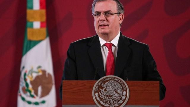 Ebrard recuerda mexicanos muertos en tiroteo en El Paso