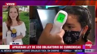 medidas sanitarias en los estados mexicanos ante coronavirus hoy 15 de agosto