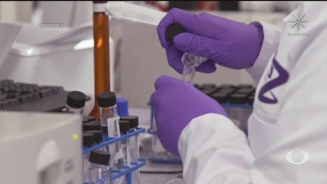 vacuna covid 19 será producida por México y Argentina de Astrazenaca