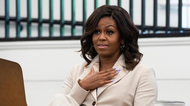 Michelle Obama, exprimera dama de Estados Unidos