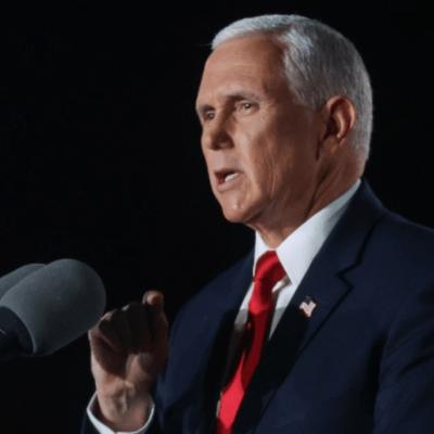 Mensaje de Mike Pence durante la Convención Nacional Republicana