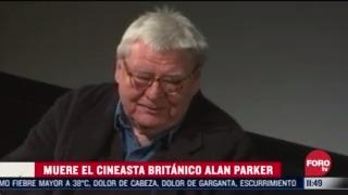 FOTO: 1 de agosto 2020, Murió el cineasta británico Alan Parker