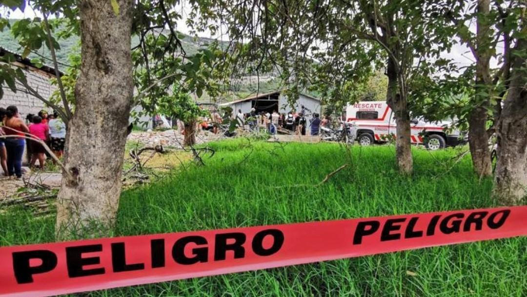 Mueren cuatro hombres al caer en un pozo en Chilpancingo, Guerrero