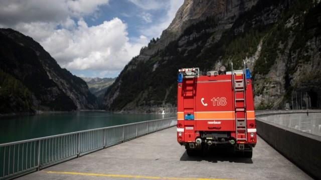 Mueren tres españoles y uno desaparece en accidente de barranquismo en Suiza