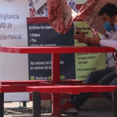muertos por coronavirus en mexico y casos confirmados