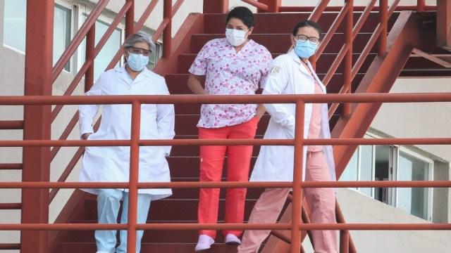 muertos y casos confirmados de coronavirus en mexico
