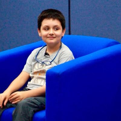 Niño genio estudiará segunda carrera universitaria en Mérida