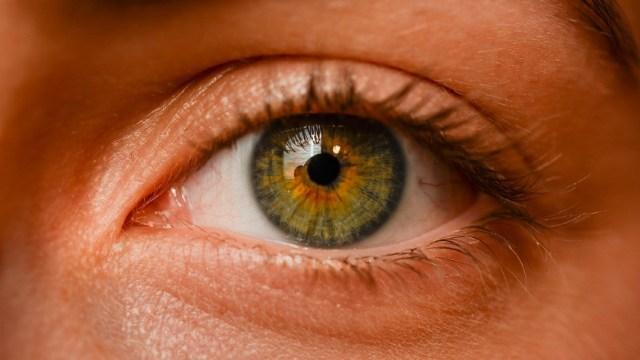 Pupila, ojo, imagen ilustrativa