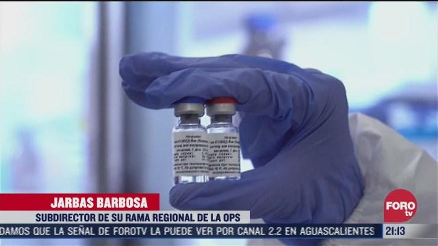 Organización Mundial de la Salud (OMS) revelaron que no tiene información para evaluar la vacuna rusa contra COVID-19