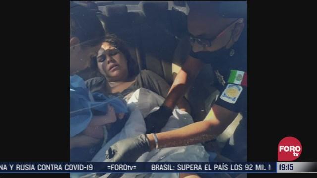 FOTO: 1 de agosto 2020, policia de mexicali ha participado en mas de 60 partos
