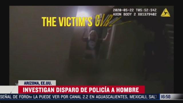 policias de eeuu matan a hombre tras queja por ruido en su departamento