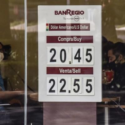 Precio del dólar hoy 11 de agosto de 2020