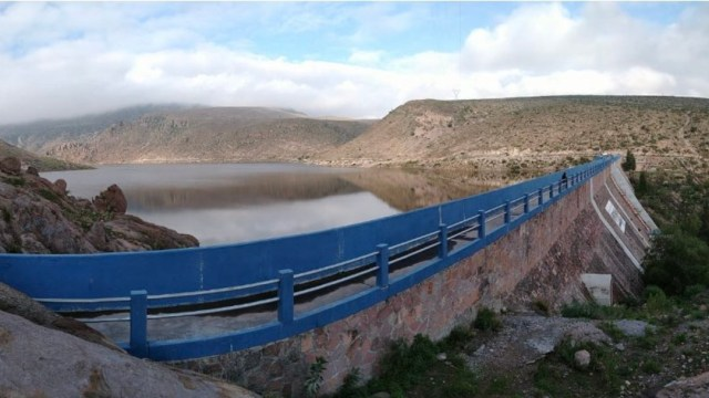 Presas de San Luis Potosí se recuperan por lluvias recientes