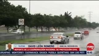 proteccion civil confirma tres muertos en veracruz por lluvias