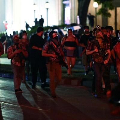 Trump envía a la Guardia Nacional a Wisconsin por 'anarquía' en protestas antirracistas