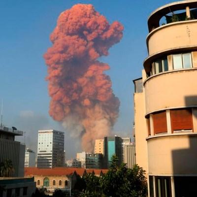 ¿Qué es el nitrato de amonio, el químico que provocó la explosión en Beirut?