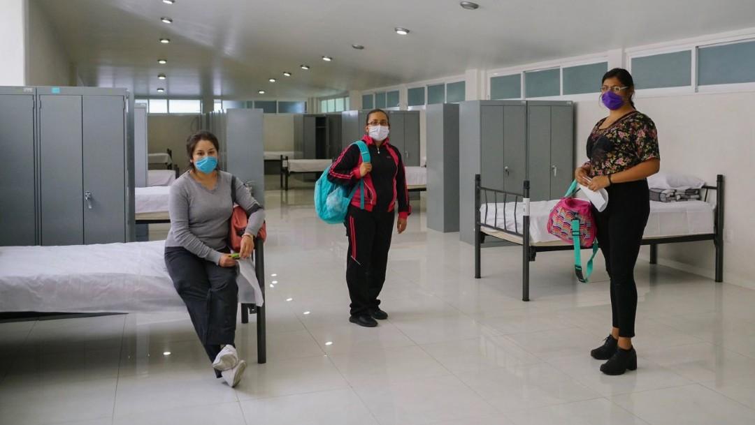 Reabre el Complejo Cultural Los Pinos tras cierre de cuatro meses por coronavirus