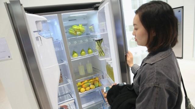 Consejos para mantener limpio el refrigerador