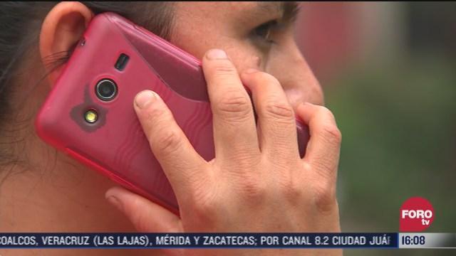 reportan intento de extorsiones tras robo de celulares en cdmx