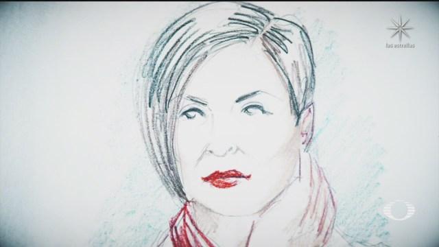 Rosario Robles ilustración de juicio